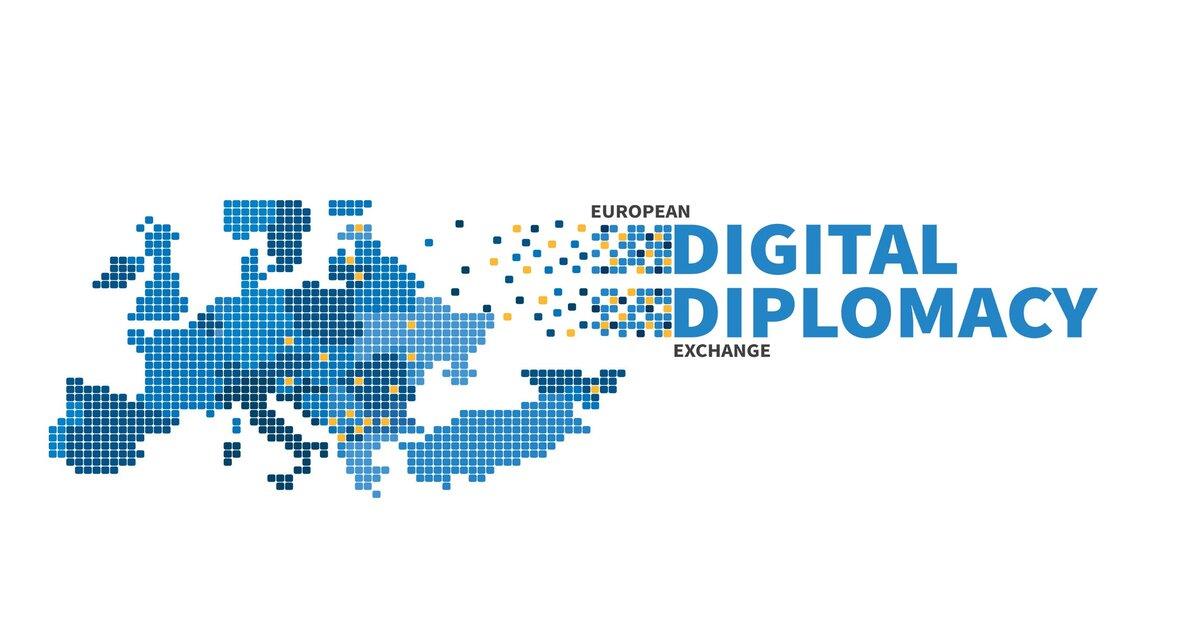 European Digital Diplomacy Exchange